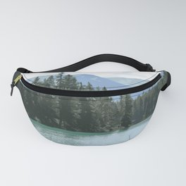 Mountain Waters Calming and Clear Fanny Pack