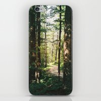 vermont iPhone & iPod Skins featuring Vermont by marisa ann