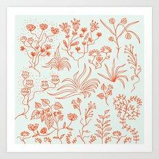 Plant Lyfe (no.3) Art Print