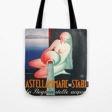 Castellammare di Stabia - Naples Italy Tote Bag