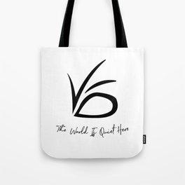 VFD - A Series of Unfortunate Events Tote Bag