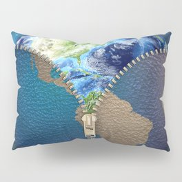 New World Pillow Sham