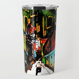 Run! Travel Mug