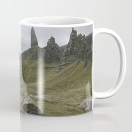 The Old Man of Storr - Landscape Photography Coffee Mug