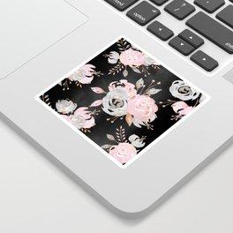 Night Roses 2 Sticker