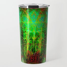 The Cooling Spirit of Autumn Travel Mug