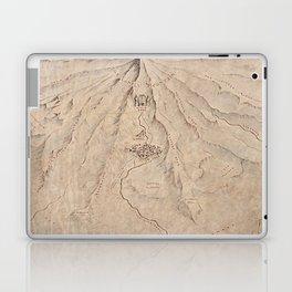 Lonely Mountain #2 Laptop & iPad Skin
