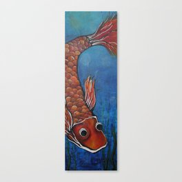 Fish Tail Canvas Print