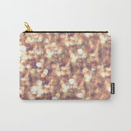 glitter and shine Carry-All Pouch