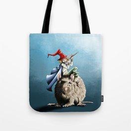 Der Rattenfänger von Hameln Tote Bag