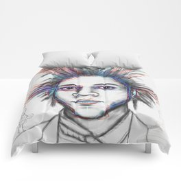 Basquiat 2 Comforters