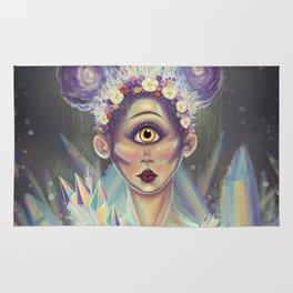 Crystal Cyclops Rug