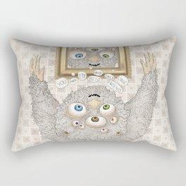 My best friend Monster Rectangular Pillow