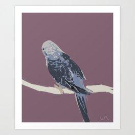 Littler Bird  Art Print