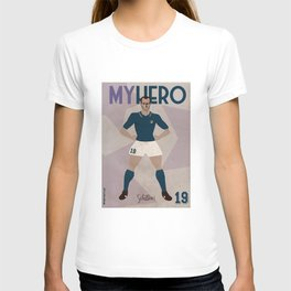 MY HERO - 19 - SCHILLACI - ZEROSTILE FACTORY T-shirt