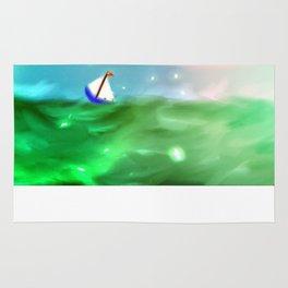 Sailing on a Dream Rug