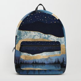 Midnight Lake Backpack