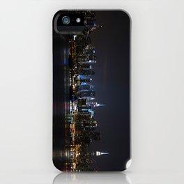 New York Supermoon iPhone Case