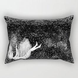 The Stars Beneath the Waves Rectangular Pillow