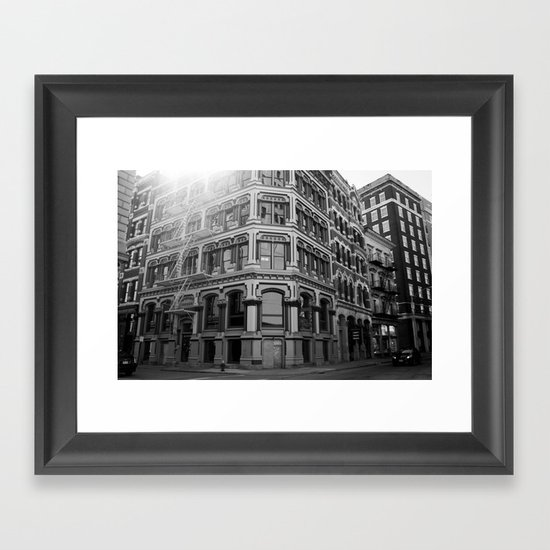 (Untitled) Framed Art Print