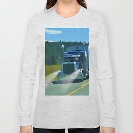 Supplying the Nation Long Sleeve T-shirt