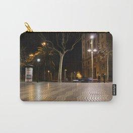 Barcelona - la ramblas Carry-All Pouch