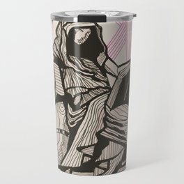 Cleo - Muse of History Travel Mug