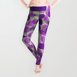 Lunaria Lavender Leggings