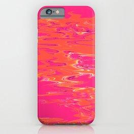 violet film iPhone Case