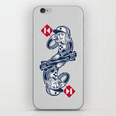 Scratch King iPhone & iPod Skin