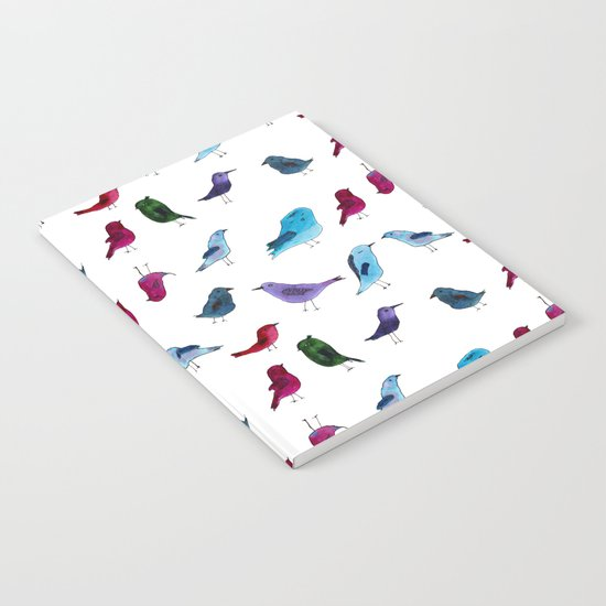 Birds society Notebook