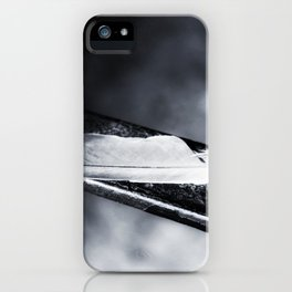 Caged bird free. iPhone Case