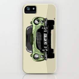 On my Way iPhone Case