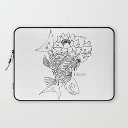 // Pisces Laptop Sleeve