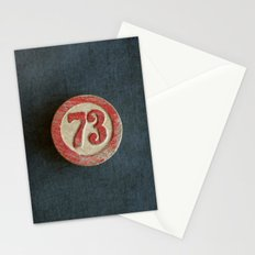 Seventy Three Stationery Cards