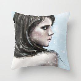 Broken Throw Pillow