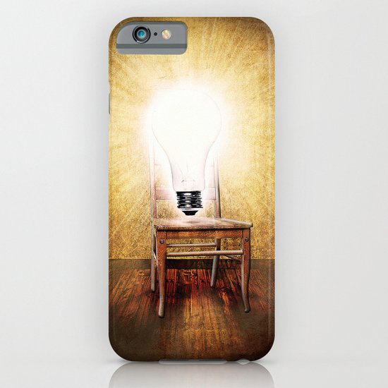 The Seat of Big Ideas iPhone & iPod Case