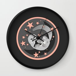 Space's Otter Wall Clock