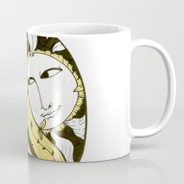 Sun meets Yoni Coffee Mug
