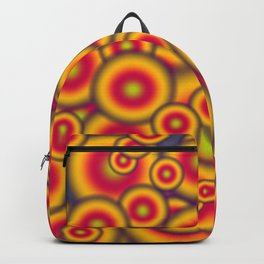 Jelly donuts invasion Backpack