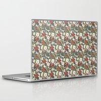 internet Laptop & iPad Skins featuring Internet Wallpaper by Matt Hunsberger