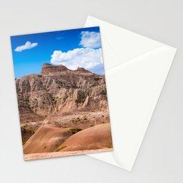 BadLands1 Stationery Cards