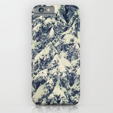 Snowy Branches iPhone 6s Slim Case