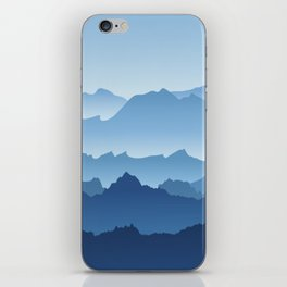 No Boundaries iPhone Skin