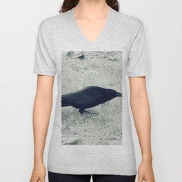 dark crow Unisex V-Neck