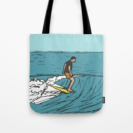 Surf Series | Slipnslide Tote Bag