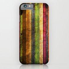Striped Pattern 1 Slim Case iPhone 6