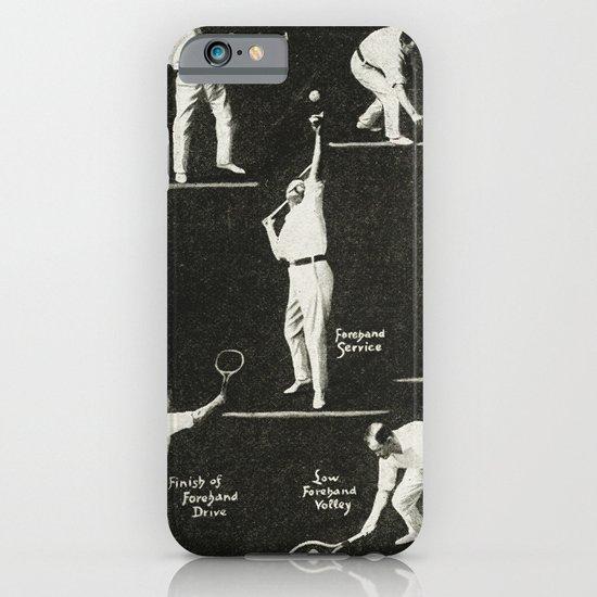 gentlemen prefer tennis iPhone & iPod Case