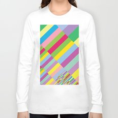 Stairs to Office  [COLORS] [COLOR] [COLORFUL]  Long Sleeve T-shirt