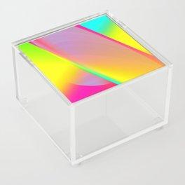 Rainbow series I Acrylic Box